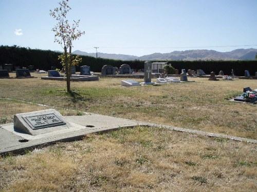 Oorlogsgraf van het Gemenebest Awatere Cemetery