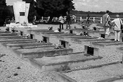 Kampbegraafplaats Le Vernet