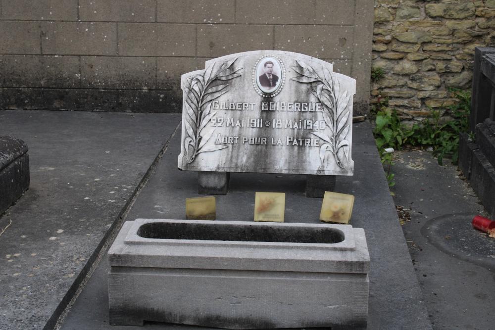 Belgian War Graves Bon-Secours