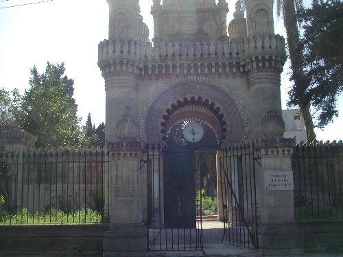 Oorlogsgraven van het Gemenebest Turkish Military Cemetery