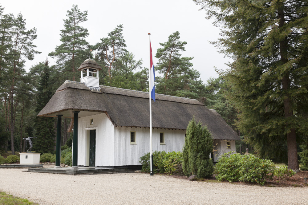Chapel Dutch Field of Honour Loenen