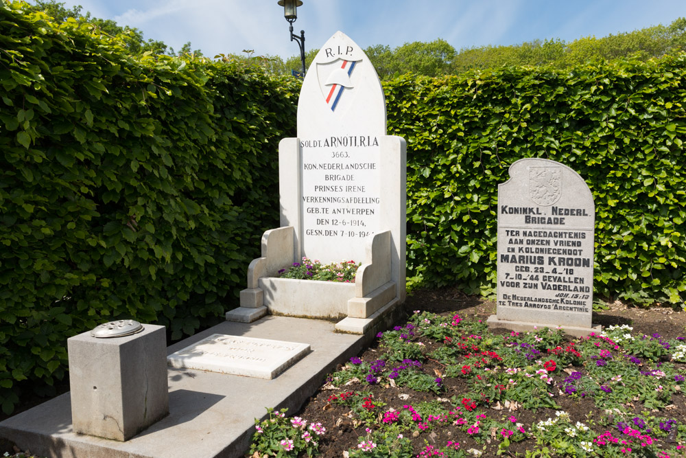 Nederlandse Oorlogsgraven Protestantse Begraafplaats Horssen