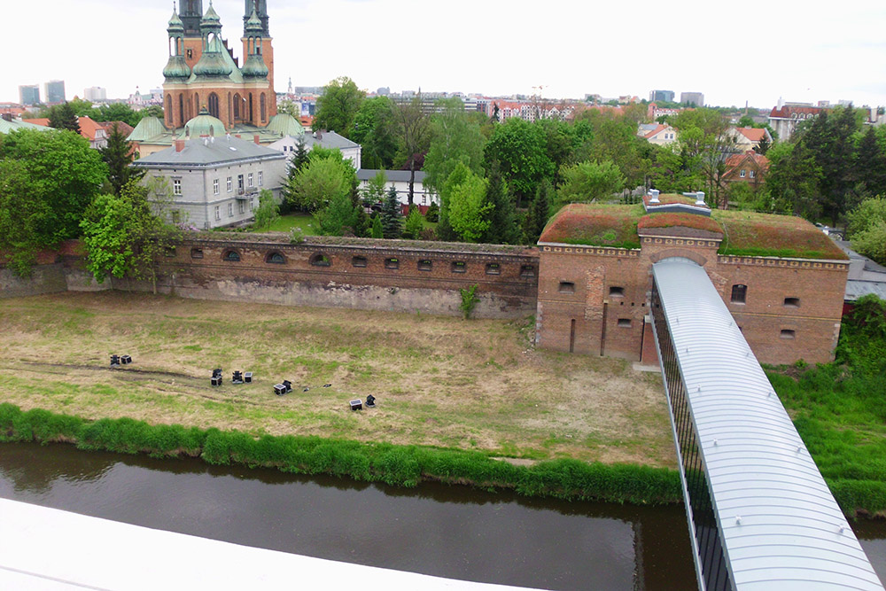 Festung Posen - Dom Schleuse