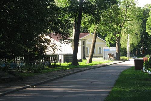 Cemetery Kronstadt