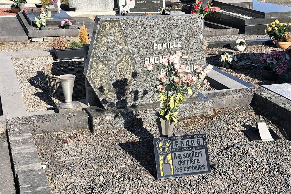 Graven Oudkrijgsgevangenen Bure