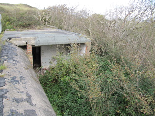 Stützpunkt Fidelio - Bunkertype M 145 Dishoek