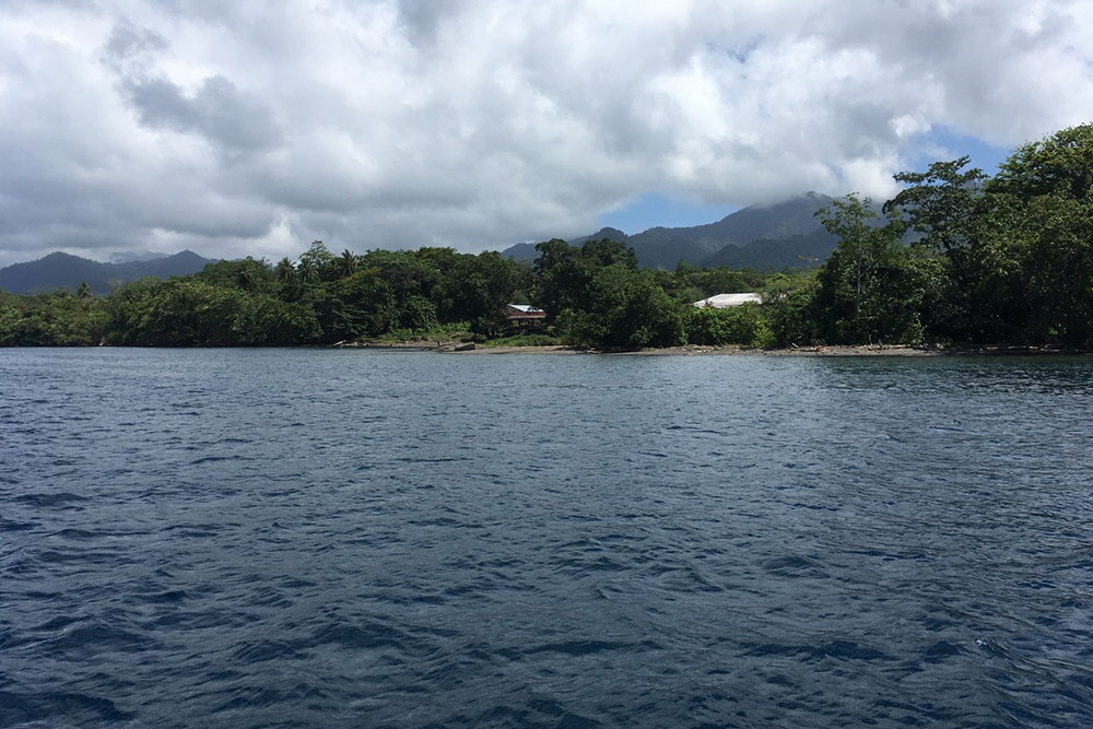 Japanse Invasiestrand Milne Bay (A)