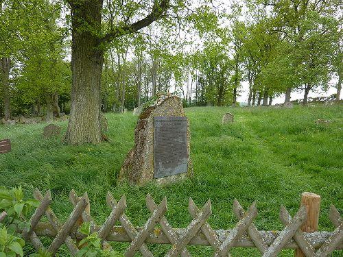 Monument Joodse Begraafplaats Berlichingen