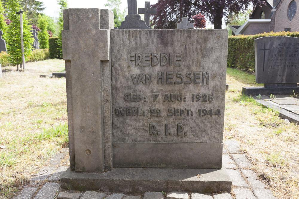 Dutch War Grave Wierden