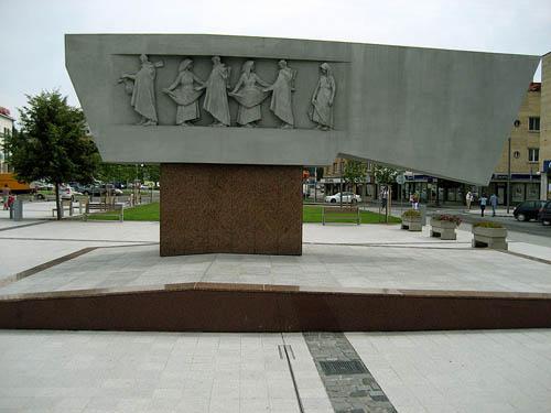 Memorial Slovak National Uprising Zvolen