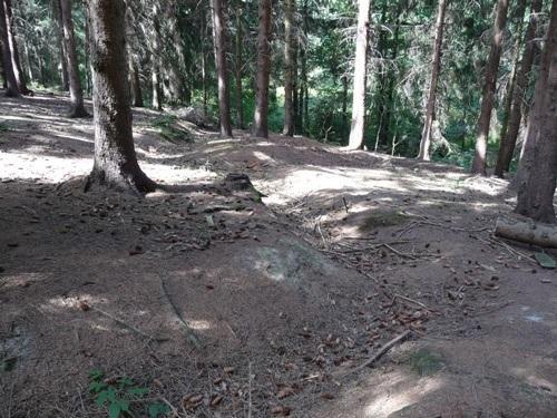 Trench Branderwald