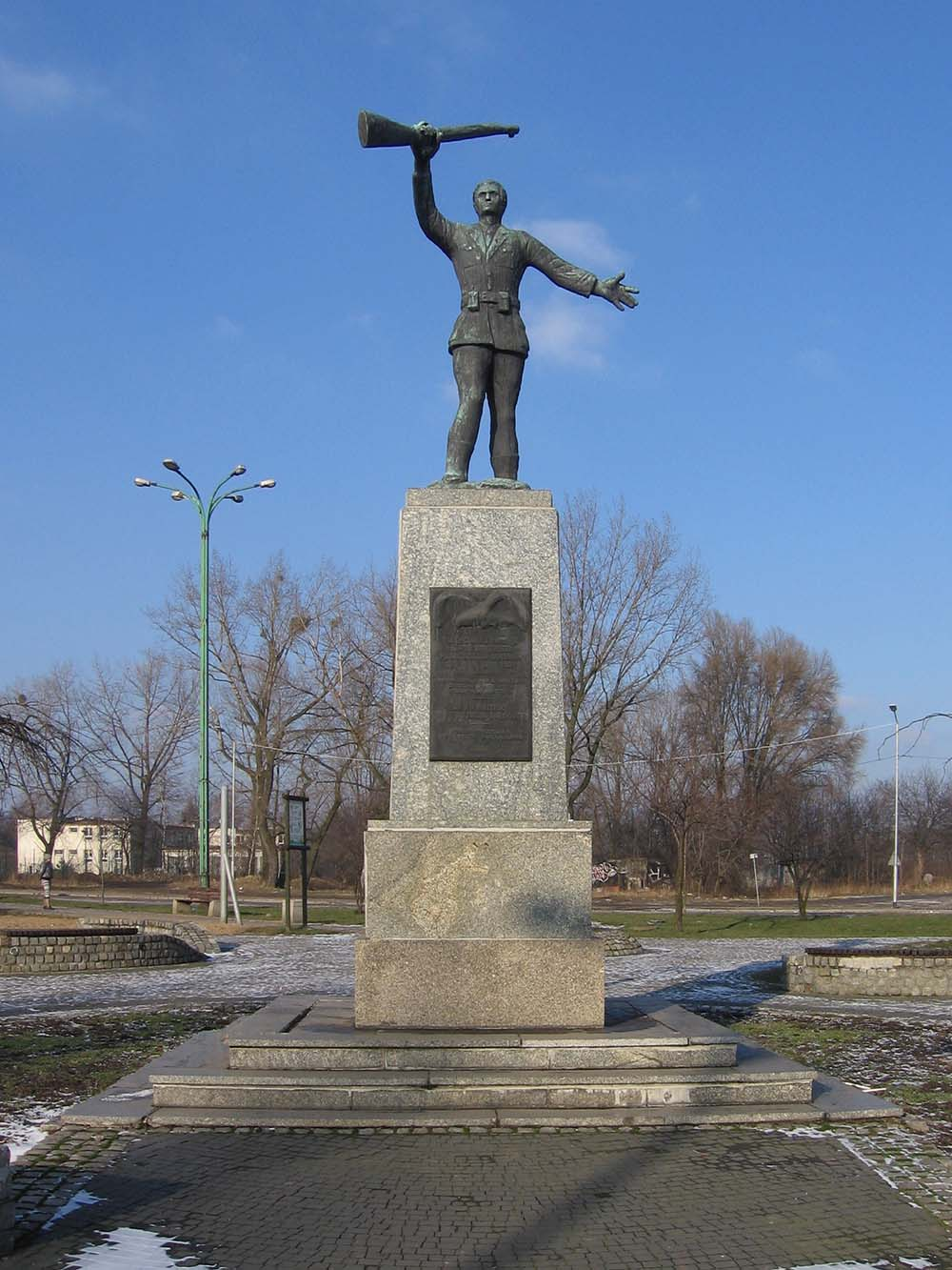 Silesian Uprisings Memorial Świętochłowice-Lipiny
