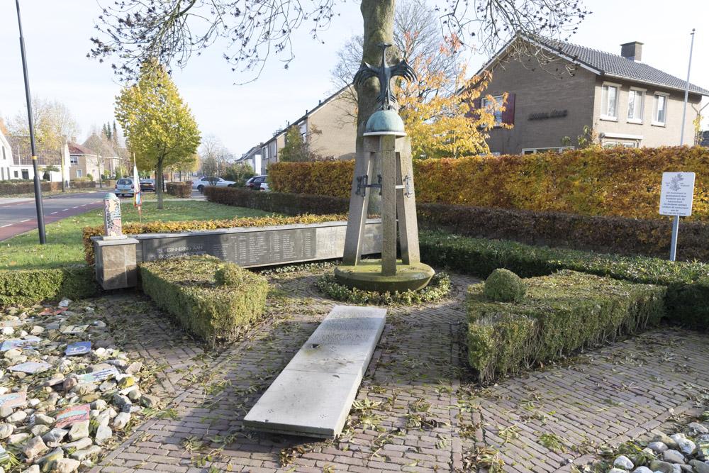 Oorlogsmonument Doornenburg