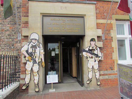 Royal Dragoon Guards Museum