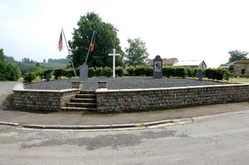 Remembrance Memorial Bertogne