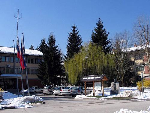 Former Wehrmacht St. Veit Barracks