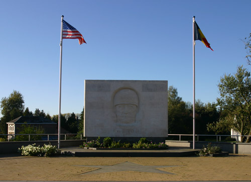 George Patton Memorial