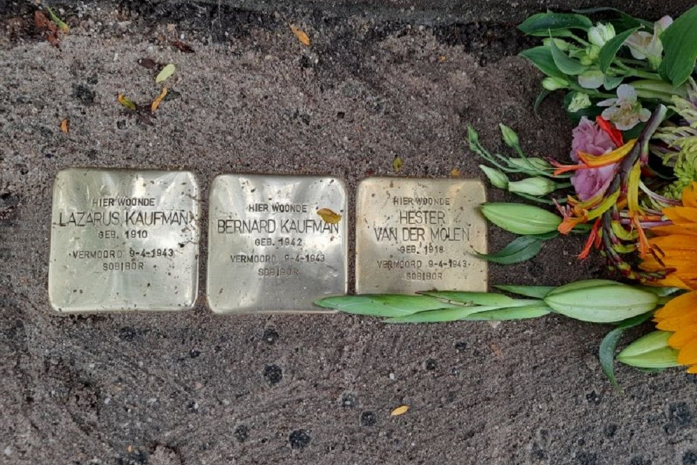 Stumbling Stones Rembrandtlaan 31 Arnhem