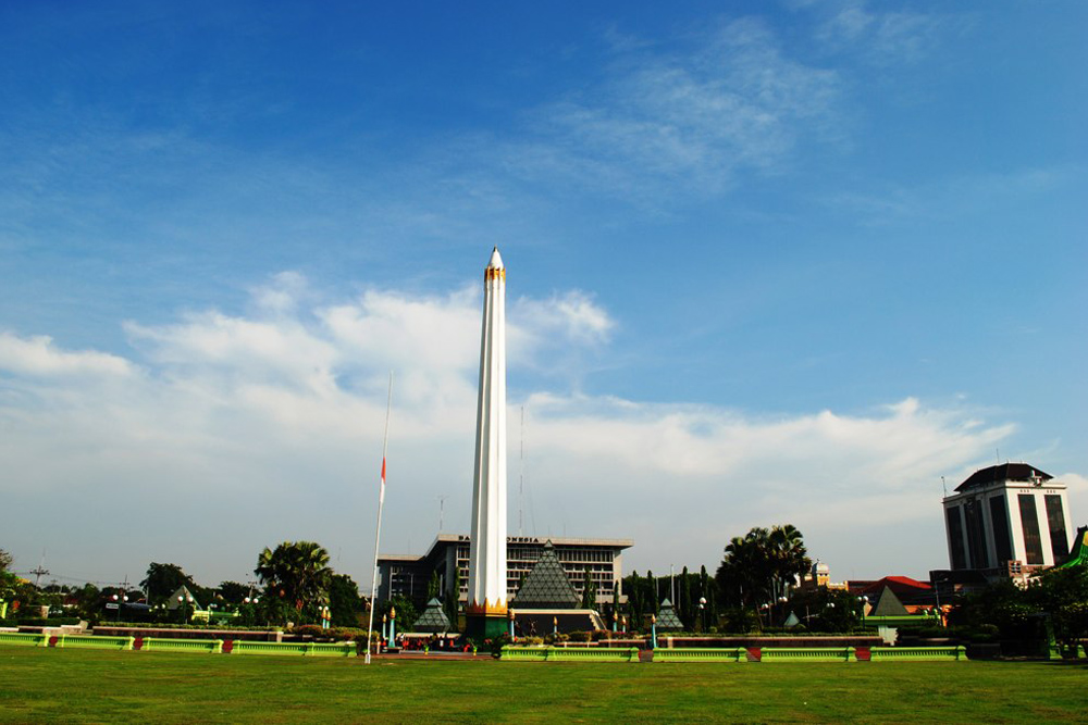Indonesische Heldenmonument