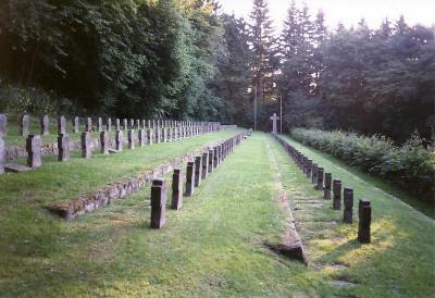 Duitse Oorlogsbegraafplaats Kammerwall