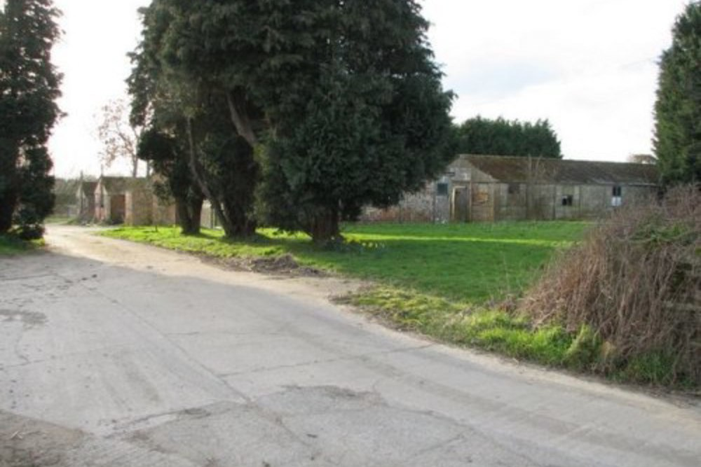 Gebouwen Krijgsgevangenkamp Sandhill