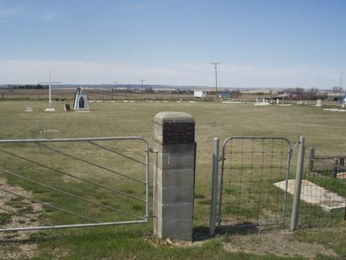 Commonwealth War Grave Dollard Cemetery