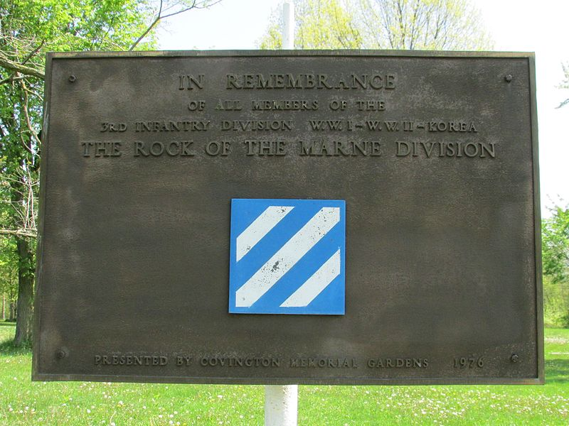 Memorial 7th Armoured Division