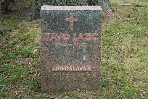 Joegoslavische Oorlogsgraven Zentralfriedhof