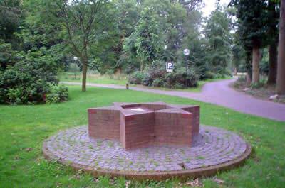 Joods Monument Barneveld