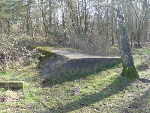 Groepsschuilplaats Type 1918/II De Fransche Kamp
