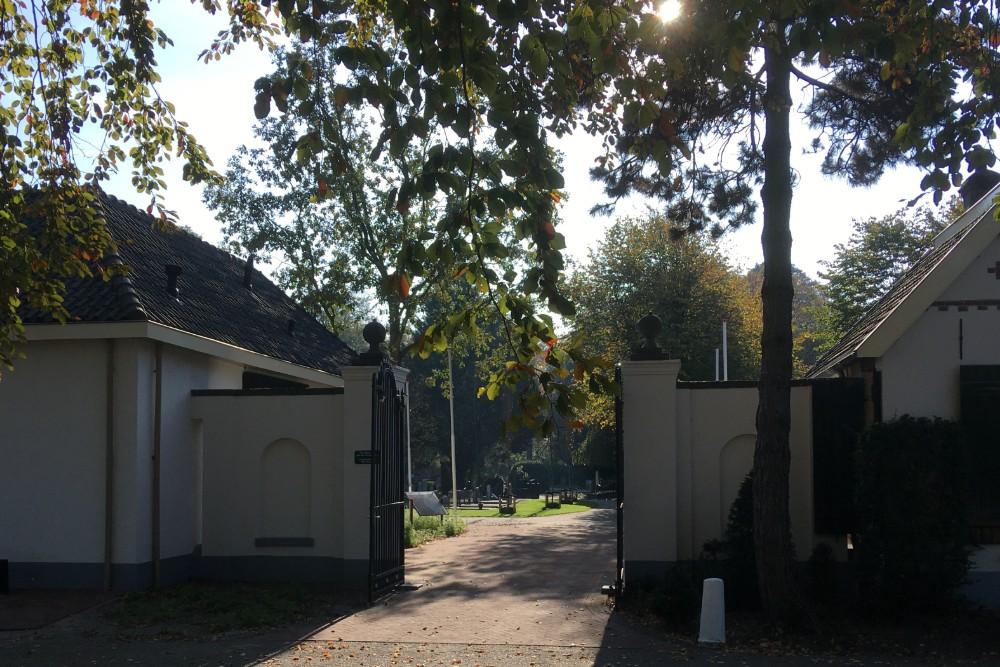 Gemeentelijke Begraafplaats Oostergaarde Harderwijk