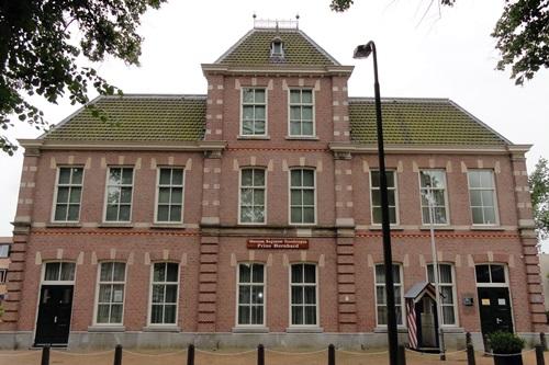 Stoottroepenmuseum - Johan Willem Frisokazerne