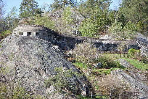 Skavlinie - Fort Sundby