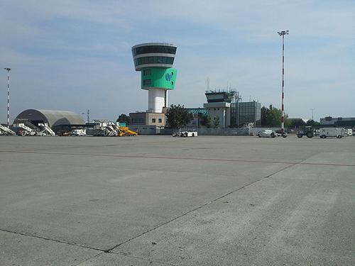 Internationale Luchthaven Il Caravaggio