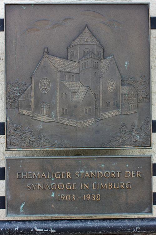 Memorial Former Synagogue Limburg an der Lahn
