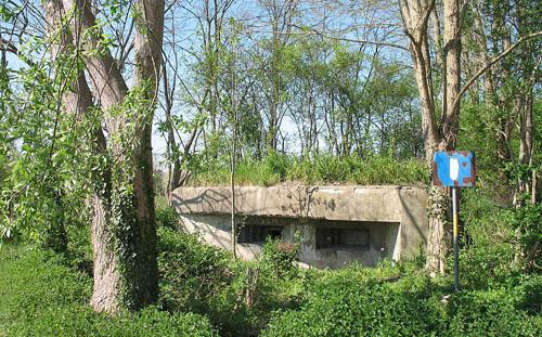 Maginot Line - Command Bunker Ferme Bussières