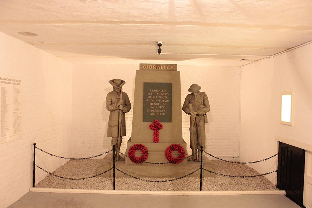 War Memorial Gibraltar