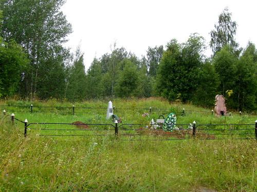 Sovjet Oorlogsbegraafplaats Tsvetovka