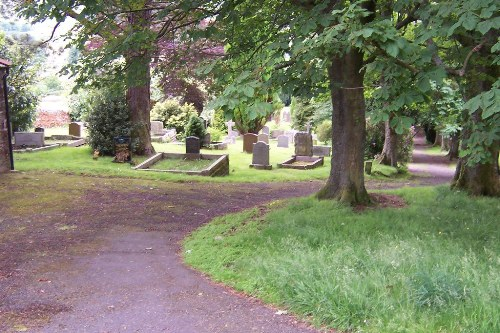Commonwealth War Graves Alston Cemetery