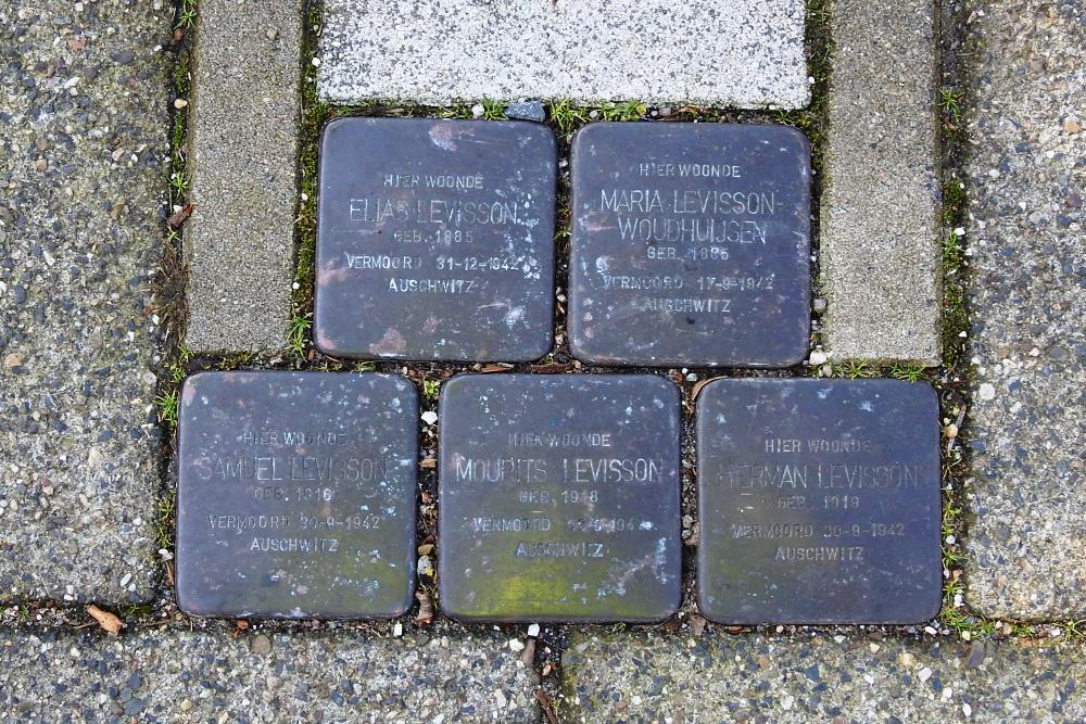 Stumbling Stones Rotterdamseweg 22