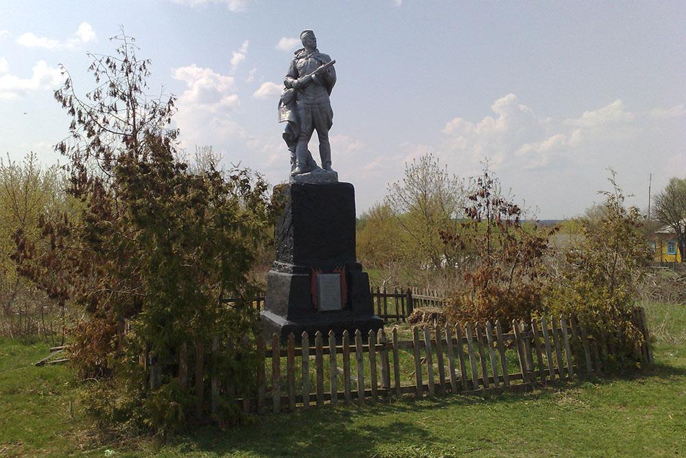 Massagraf Sovjet Soldaten & Partizanen Vesele