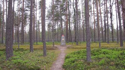 Sovjet Oorlogsbegraafplaats Karvia