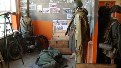 Pommernstellung Museum