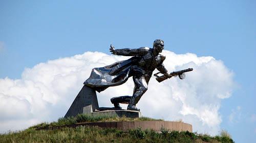 Bevrijdingsmonument Nova Odessa