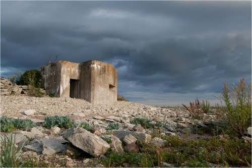 Russische Bunker Karala