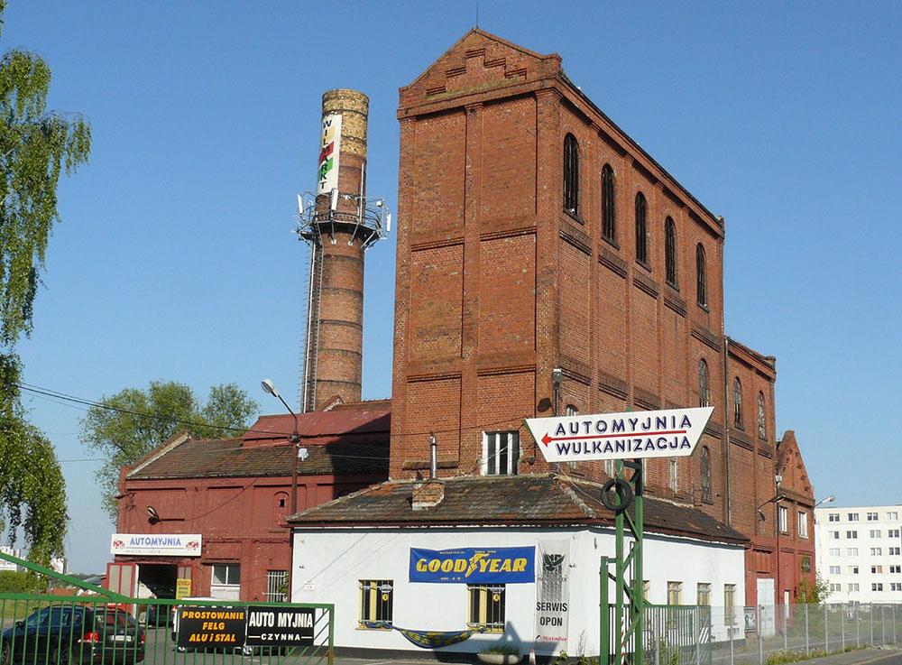 Afvalverbrandingsinstallatie Wilczak