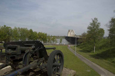 Anti-tank Kanon Waalbrug