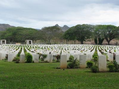 Nederlands Oorlogsgraf Port Moresby