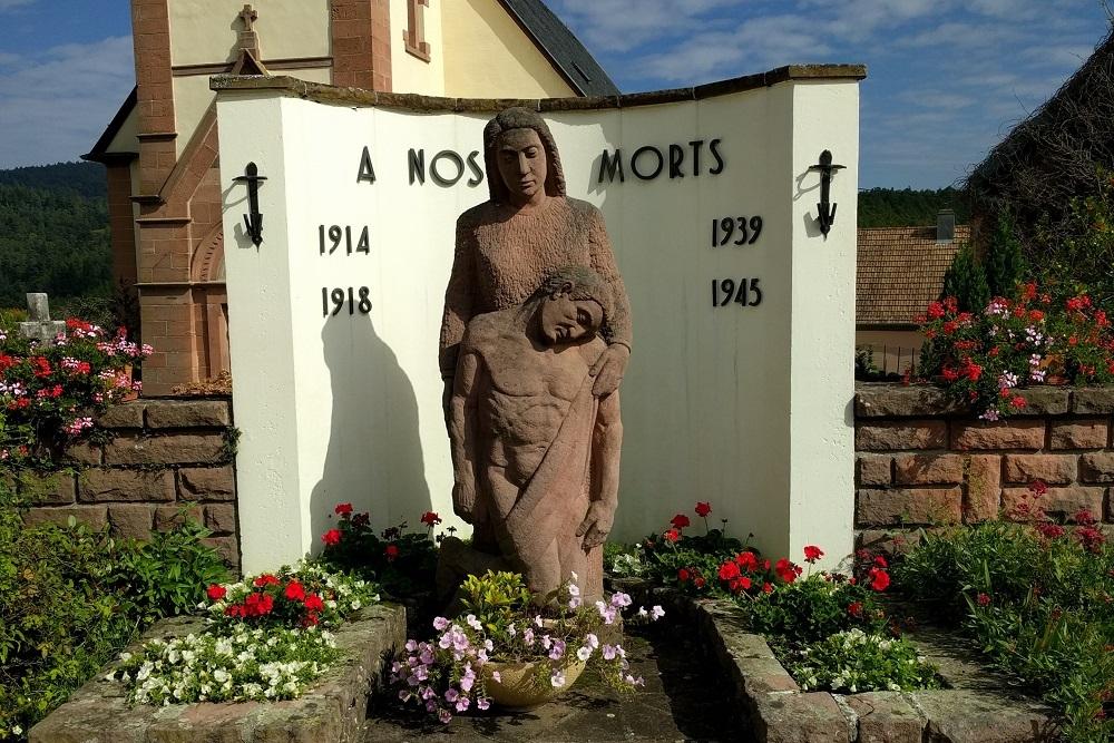 War Memorial Thannenkirch