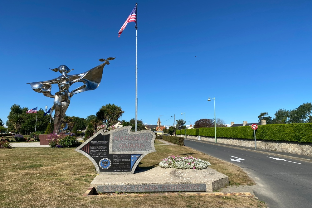 Memorial U.S. National Guard